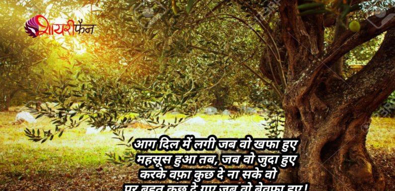 Nice Hindi Hurt Shayari Maut Seb Pahle  Ab Hm Kaphan Odha Sona